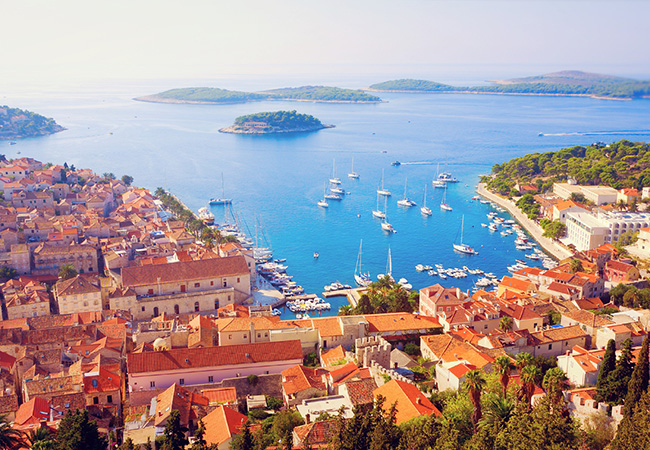 Hvar Island and Paklinski Islands, Croatia