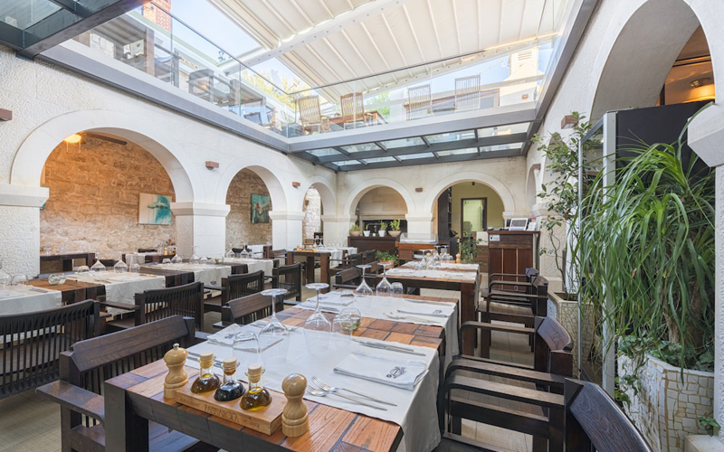 Hvar blog slika kod spominjanja restorana Passarola