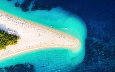 Die Insel Brač, Kroatien