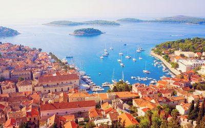 Insel Hvar und Paklinski Inseln, Kroatien