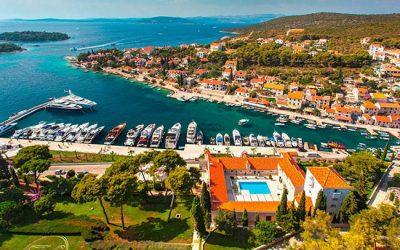 Insel Šolta, Kroatien